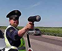 Инспекторам ДПС запретили использовать радары без видео