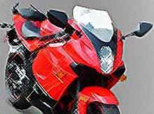 Roehr супер электрический мотоцикл