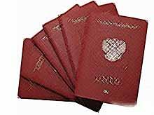 В России у сотрудников полиции  забрали заграничные паспорта.