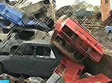 Жители Кубани активно участвуют  в программе утилизации автомобилей.