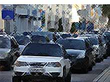 В предновогоднем Краснодаре поток машин увеличился  вдвое