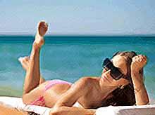 Солнечные ванны могут вызвать настоящую зависимость