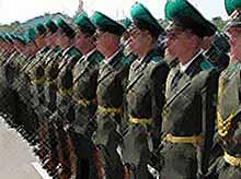 На Кубани ведется набор кандидатов для прохождения военной службы по контракту в пограничные органы
