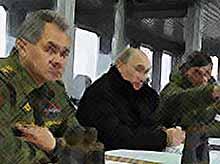 Президент свернул учения в Западном и Центральном округе