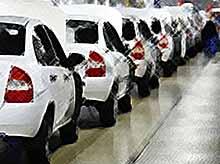 В России на 30 % рухнули продажи «АвтоВАЗа»