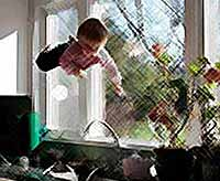 Летающий малыш (фото)