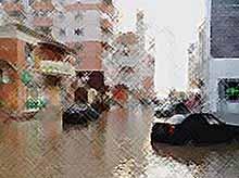 Краснодар затопил сильный ливень