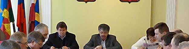 В Тимашевске состоялась очередная 32 сессия Совета муниципального образования Тимашевский район