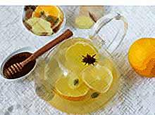 ТОП-5 рецептов имбирного чая