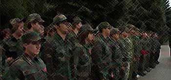 Школа армии.
