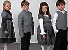 В России  к 1 сентября введут обязательную школьную форму