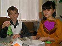Школьники из Медведовской отправятся в гости к деду Морозу