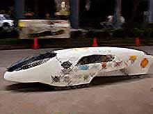 Автомобиль установил рекорд экономичности, 1090 км на 1 литре топлива