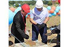 Сегодня в Тимашевске заложили первый камень в строительство  современной ТЭС