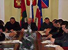 Итоговое заседание антинаркотической комиссии Краснодарского края