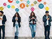 Что в соцсетях  определяет дружбу ?