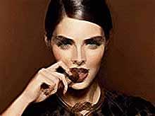 Синдром хронической усталости снимает шоколад