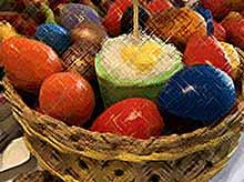 В Тимашевске прошел традиционный Пасхальный благотворительный базар