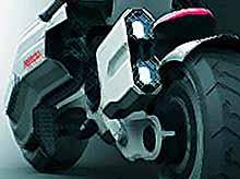 Мотоцикл Honda Chopper