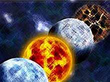 Обнаружена алмазная планета