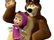 """Бренд""""Маша и медведь"""" опередил западных конкурентов"""
