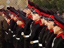 В сентябре в Краснодаре откроется первый Президентский кадетский корпус