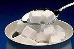 На старение организма может повлиять обычный сахар