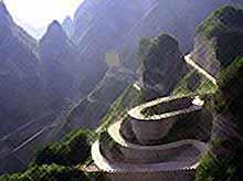 Самая страшная дорога в мире (фото)