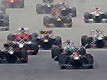 """Календарь \""""Формулы-1\"""" на 2013 год"""