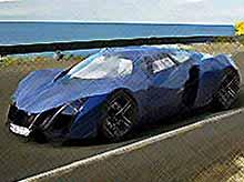 Стало известно, кто будет покупать российский суперкар за 4 миллиона рублей и появился первый краш-тест