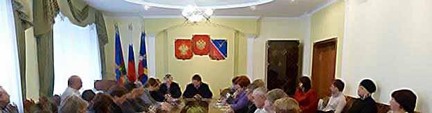 В администрации Тимашевска проведено расширенное заседание совета по предпринимательству  Тимашевского района