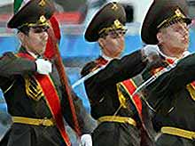 9 мая в Краснодаре  пройдет парад