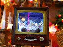Что покажут по телевидению в новогоднюю ночь