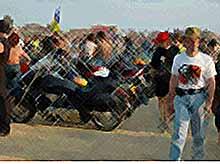 В Тамани пройдут байкерские бои без правил