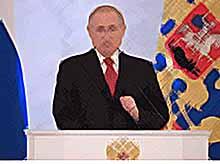 Как за рубежом отреагировали на послание Путина
