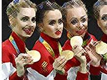Сборная России заняла четвертое место  в общем медальном зачете