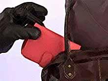 В Тимашевске участились случаи карманных краж