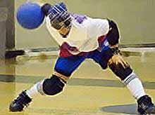 Тимашевец вывел сборную Кубани по голболу в финал чемпионата России!