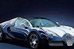 Эксклюзивный Bugatti продан за 2,4 миллиона долларов
