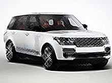 Британцы представили супердорогой Range Rover