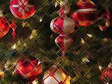 Студенты  вывели формулу идеальной новогодней елки