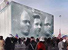 На Олимпиаде в Сочи откроется уникальный павильон, не имеющий аналогов в мире