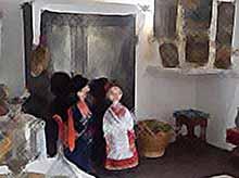 """Тимашевский курень в """" Атамани"""" готов к приему гостей."""