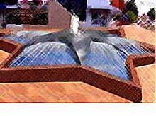 В Тимашевске появится новый фонтан - вечный огонь.
