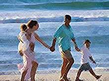 Куда поехать отдыхать летом с детьми