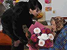 Жительница Тимашевска отметила 100-летие