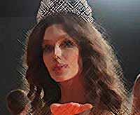 """Королевой красоты \""""Мисс Россия-2012\"""" стала юная брюнетка"""