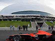 """Сегодня в Сочи впервые в истории стартует """"Формула-1"""""""