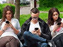 Смартфон может вызвать проблемы со здоровьем