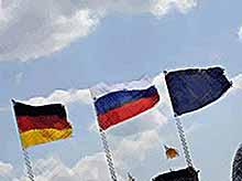 Германия  хочет  отказаться от антироссийских санкций